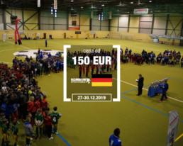 Halowy turniej piłki nożnej w Niemczech