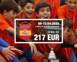 Piłkarski turniej wielkanocny w Hiszpanii