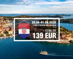 wiosenny turniej piłkarski w Chorwacji rodzinny urlop