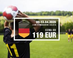 piłkarski turniej wielkanocny w niemczech