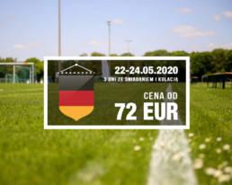Weekendowy turniej piłkarski