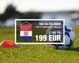 Turniej piłki nożnej w Chorwacji