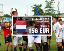 Turniej piłkarski w Holandii
