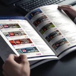katalog z turniejami piłkarskimi