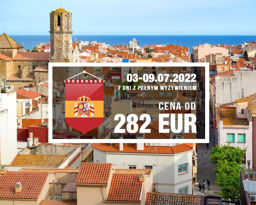 Turniej piłki nożnej Spain Trophy turnieje piłkarskie w Hiszpanii 2022 turniej piłkarski